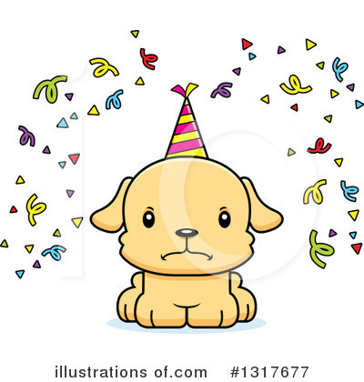 Party Hat Clipart #1317677 by Cory Thoman