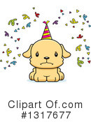 Dog Clipart #1317677 by Cory Thoman