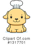 Dog Clipart #1317701 by Cory Thoman