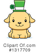 Dog Clipart #1317709 by Cory Thoman
