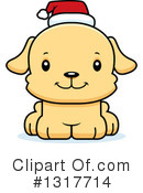 Dog Clipart #1317714 by Cory Thoman