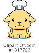 Dog Clipart #1317723 by Cory Thoman
