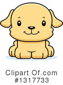 Royalty-Free (RF) Dog Clipart Illustration #1317733