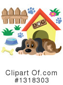 Dog Clipart #1318303