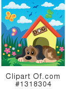 Dog Clipart #1318304
