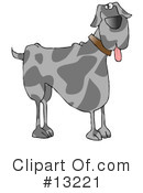Dog Clipart #13221 by djart