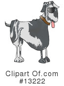 Dog Clipart #13222 by djart