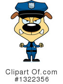 Dog Clipart #1322356 by Cory Thoman