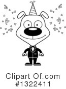 Dog Clipart #1322411 by Cory Thoman