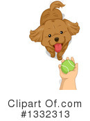Dog Clipart #1332313 by BNP Design Studio