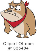 Dog Clipart #1336484 by toonaday