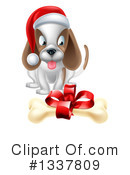 Royalty-Free (RF) Dog Clipart Illustration #1337809