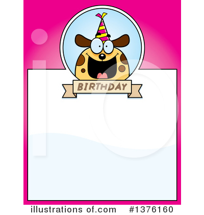 Party Hat Clipart #1376160 by Cory Thoman