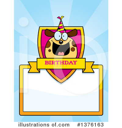 Party Hat Clipart #1376163 by Cory Thoman