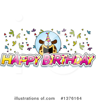 Party Hat Clipart #1376164 by Cory Thoman