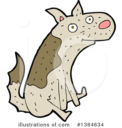 Dog Clipart #1384634 by lineartestpilot