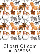 Dog Clipart #1385065 by Graphics RF