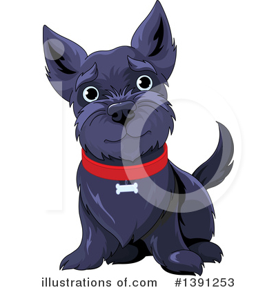 Dog Clipart #1391253 by Pushkin