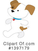 Dog Clipart #1397179 by Maria Bell