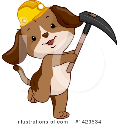 Worker Clipart #1429534 by BNP Design Studio