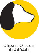 Dog Clipart #1440441 by ColorMagic