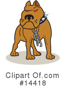Dog Clipart #14418 by Andy Nortnik