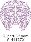 Dog Clipart #1441972 by patrimonio