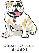Dog Clipart #14421 by Andy Nortnik