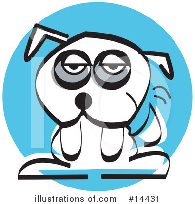 Dog Clipart #14431 by Andy Nortnik
