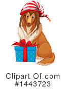 Dog Clipart #1443723 by Graphics RF