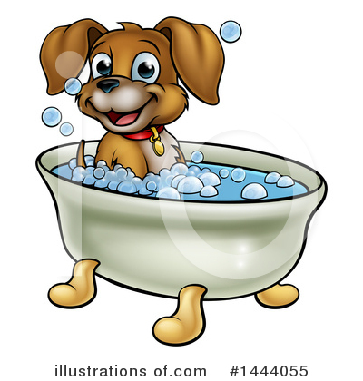 Pets Clipart #1444055 by AtStockIllustration