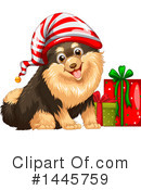 Dog Clipart #1445759 by Graphics RF