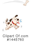 Dog Clipart #1445760 by Graphics RF