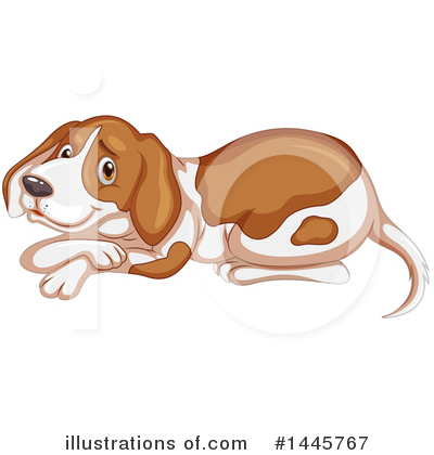 Dog Clipart #1445767 by Graphics RF