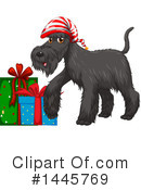Dog Clipart #1445769 by Graphics RF
