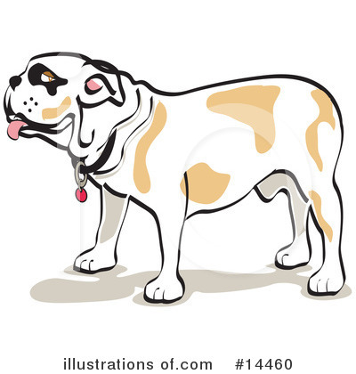 Dog Clipart #14460 by Andy Nortnik