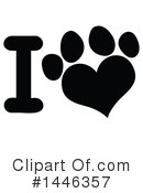 Dog Clipart #1446357 by Hit Toon