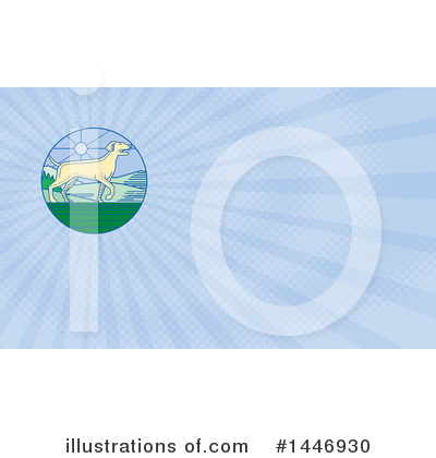 Pointer Dog Clipart #1446930 by patrimonio