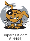 Dog Clipart #14496 by Andy Nortnik