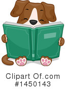 Royalty-Free (RF) Dog Clipart Illustration #1450143