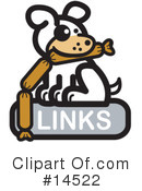 Dog Clipart #14522 by Andy Nortnik
