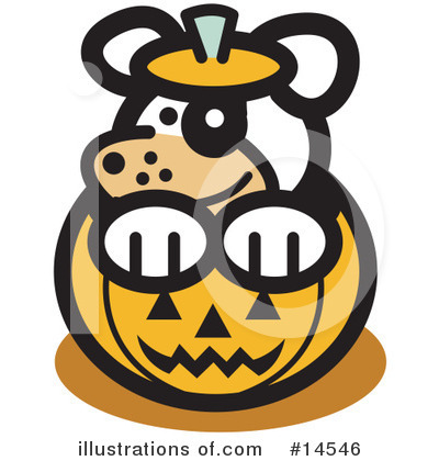 Halloween Clipart #14546 by Andy Nortnik