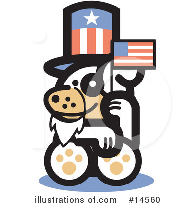 Fourth Of July Clipart #14560 by Andy Nortnik