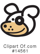 Dog Clipart #14561 by Andy Nortnik