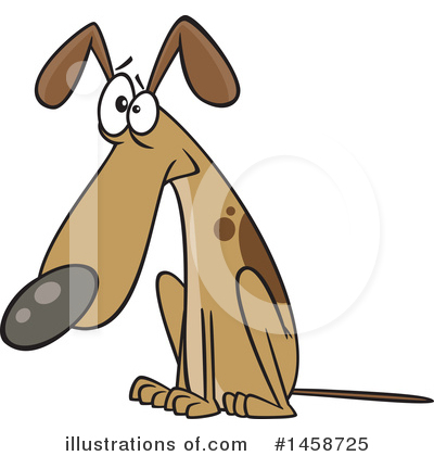 Dog Clipart #1458725 by toonaday