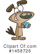 Royalty-Free (RF) Dog Clipart Illustration #1458726