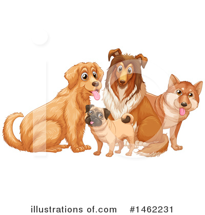 Animals Clipart #1462231 by Graphics RF