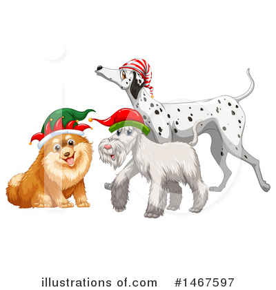 Schnauzer Clipart #1467597 by Graphics RF