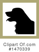 Royalty-Free (RF) Dog Clipart Illustration #1470339