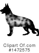 Royalty-Free (RF) Dog Clipart Illustration #1472575